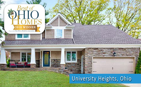 Best of Ohio 2018 winner University Heights