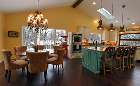sugar bush kitchen remodel