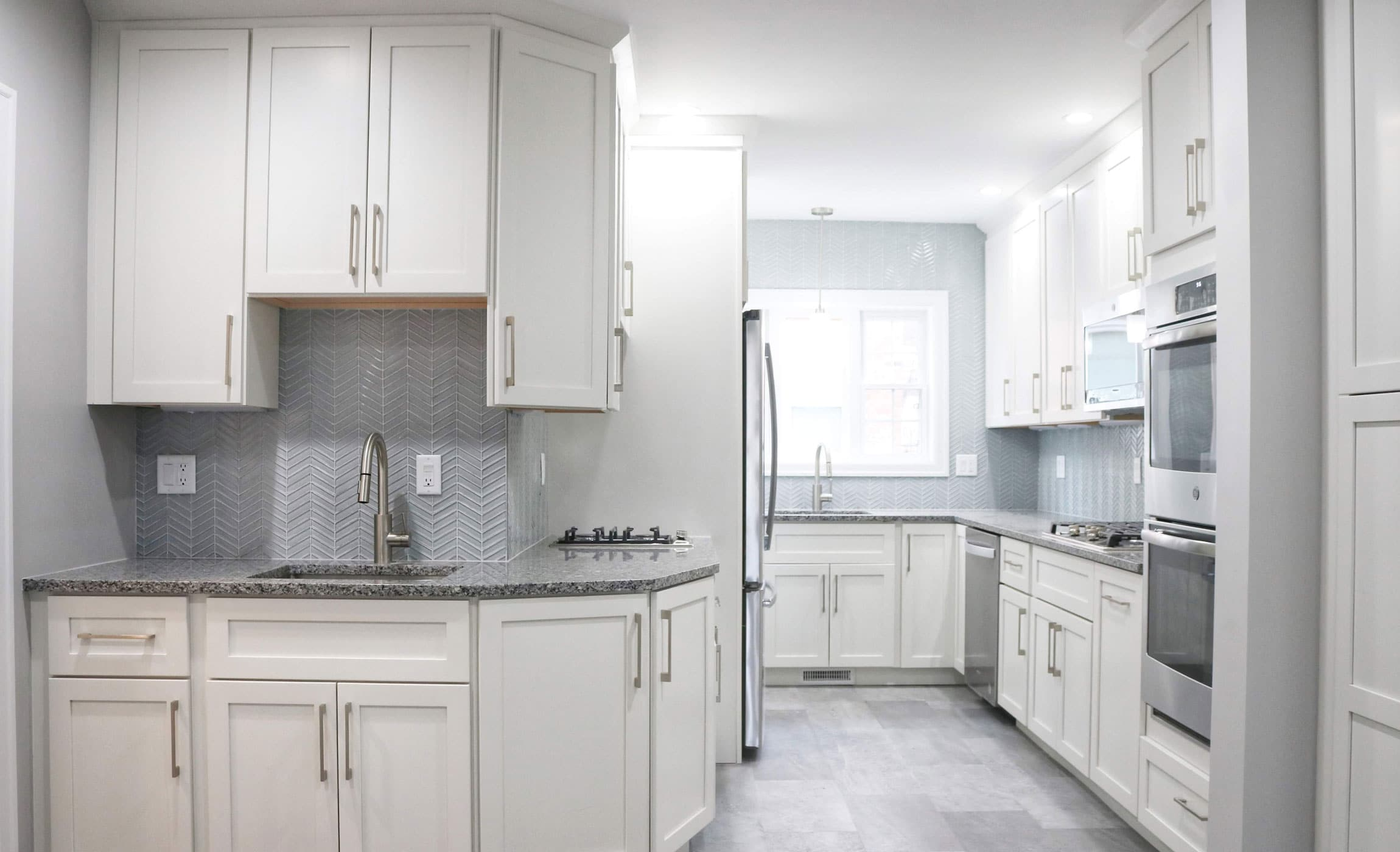 kitchen remodel in cleveland heights