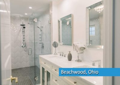 beachwood bathroom remodel