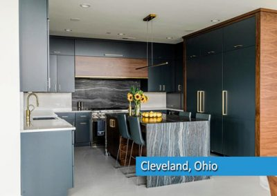 Kitchen remodel in cleveland