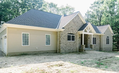 new home construction mayfield village
