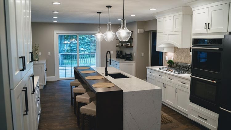 kitchen and living room remodel in painesville 20