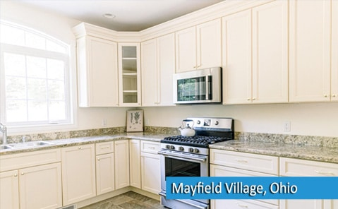 mayfield village new home construction