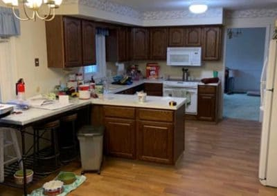 Kitchen Remodel in Solon BEFORE2