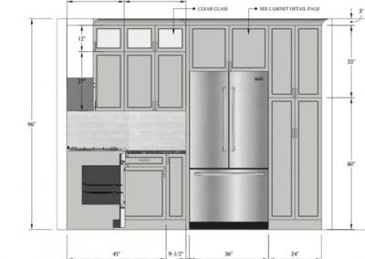 Kitchen Remodel in Painesville 01