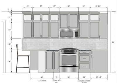 Kitchen Remodel in Painesville 02