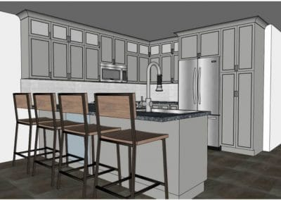 Kitchen Remodel in Painesville 04