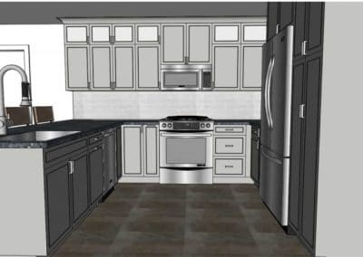 Kitchen Remodel in Painesville 05