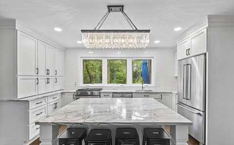 chagrin falls complete home remodel
