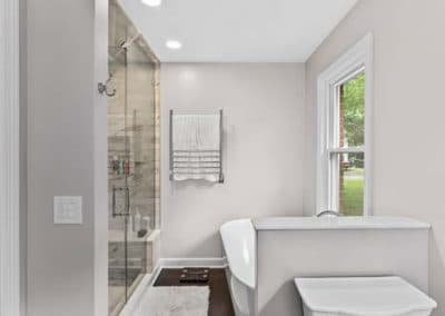 Chagrin Falls home remodel 5