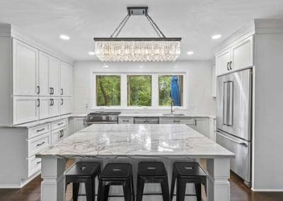 Chagrin Falls home remodel 9