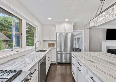 Chagrin Falls home remodel 13