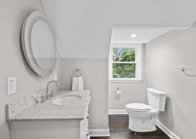Chagrin Falls home remodel 17